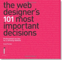The web designer's 101 most important decisions